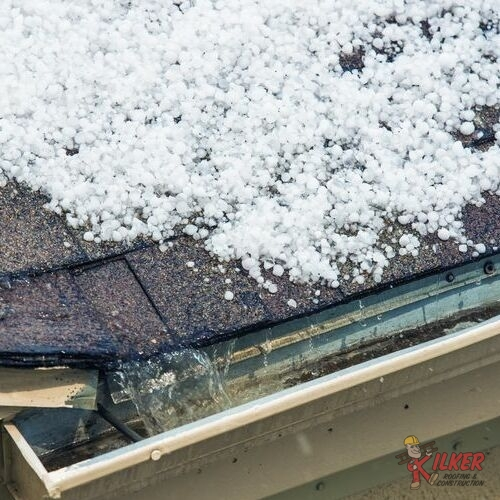 No Matter Whether It's Asphalt Shingle or Other Roofs, Hail is Always a Threat To Your Roof's Integrity.
