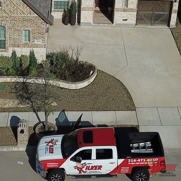 You Might See Our Roofing Trucks Throughout North Texas.