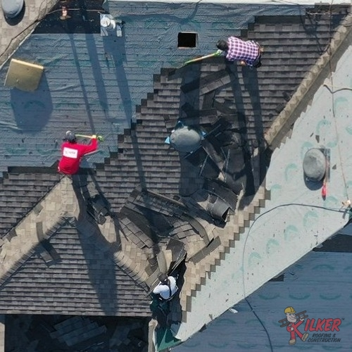 We Are An Established Full-Service Roofer Offering a Wide Range of Services Including Roof Replacement.