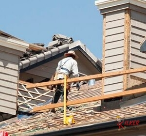 Major Roof Repairs Like Repairing Shingles Is Just Part of the Service We Offer.