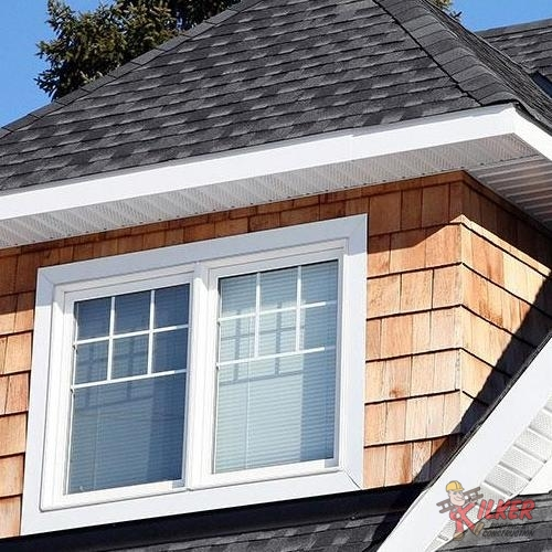 Asphalt Shingles, Like These Architectural Shingles, Are Commonly Used in Residential Roofing.