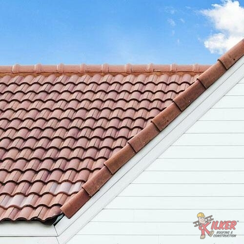 Clay Tiles Give Homes a Classic Look and Offer Extra Protection.